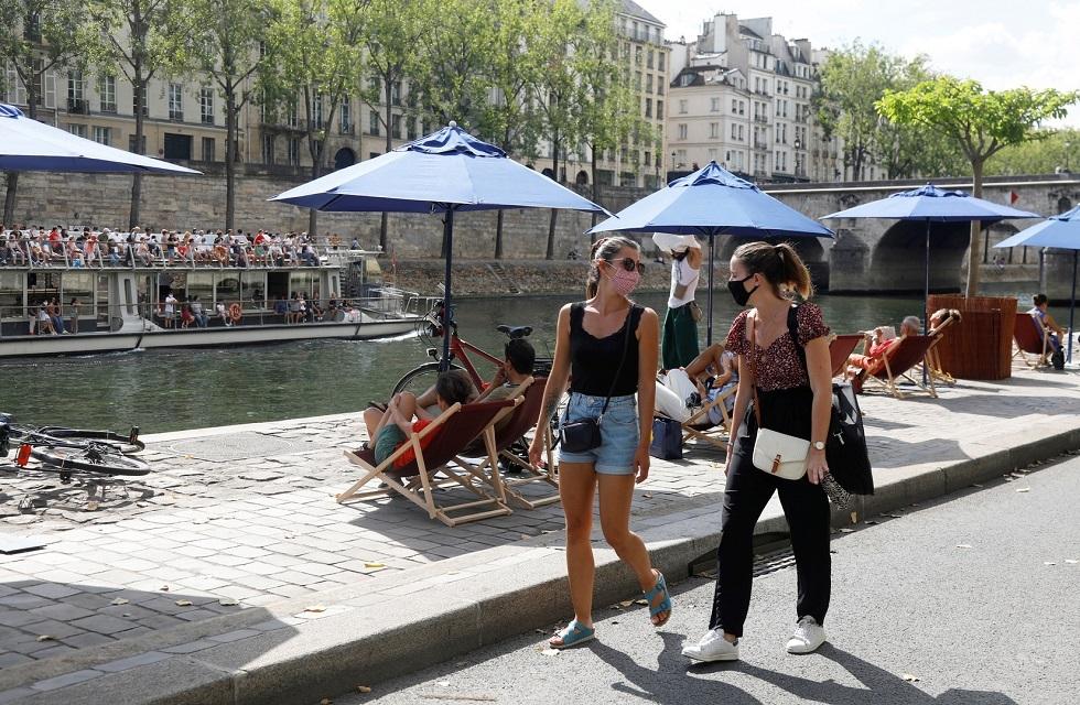 فرنسا.. 3 وفيات و7071 إصابة جديدة بفيروس كورونا المستجد