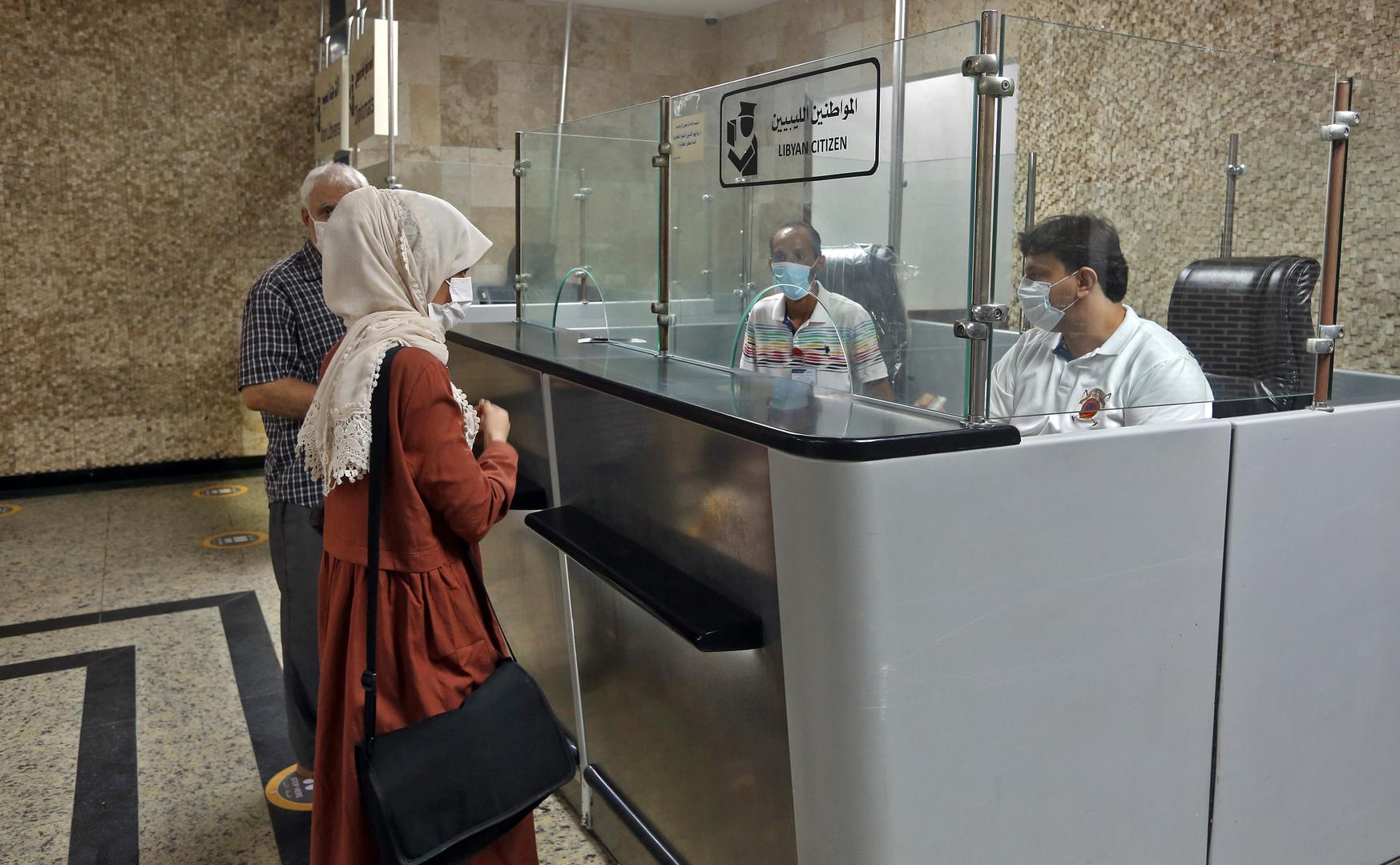 ليبيا تسجل قفزة كبيرة في حالات الإصابة بالفيروس التاجي