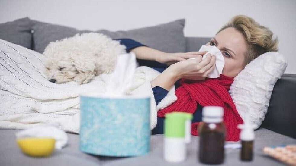 فيروس الزكام الشائع يساعد في مكافحة الإنفلونزا!