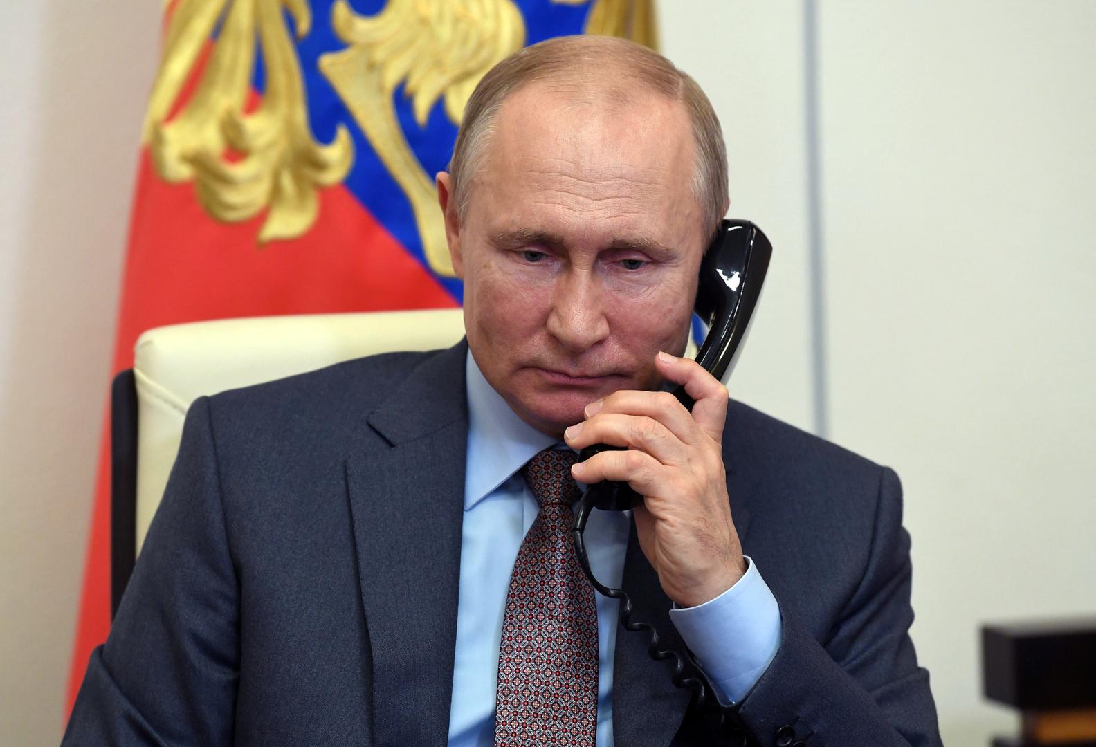 بوتين والملك سلمان يبحثان إنتاج لقاح ضد فيروس كورونا