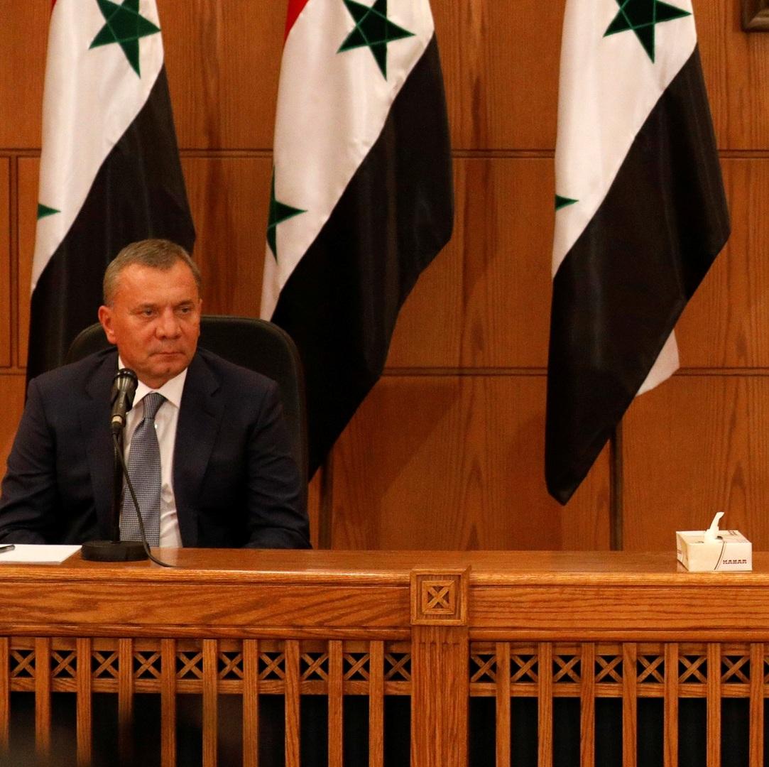 روسيا: نعمل مع سوريا على اتفاقات لإعادة إعمار 40 منشأة في أراضيها