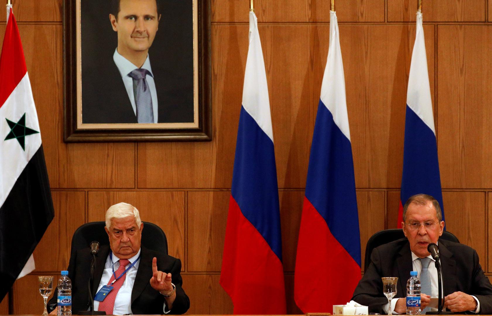 المعلم: الانتخابات الرئاسية السورية ستجري في موعدها وستكون نزيهة
