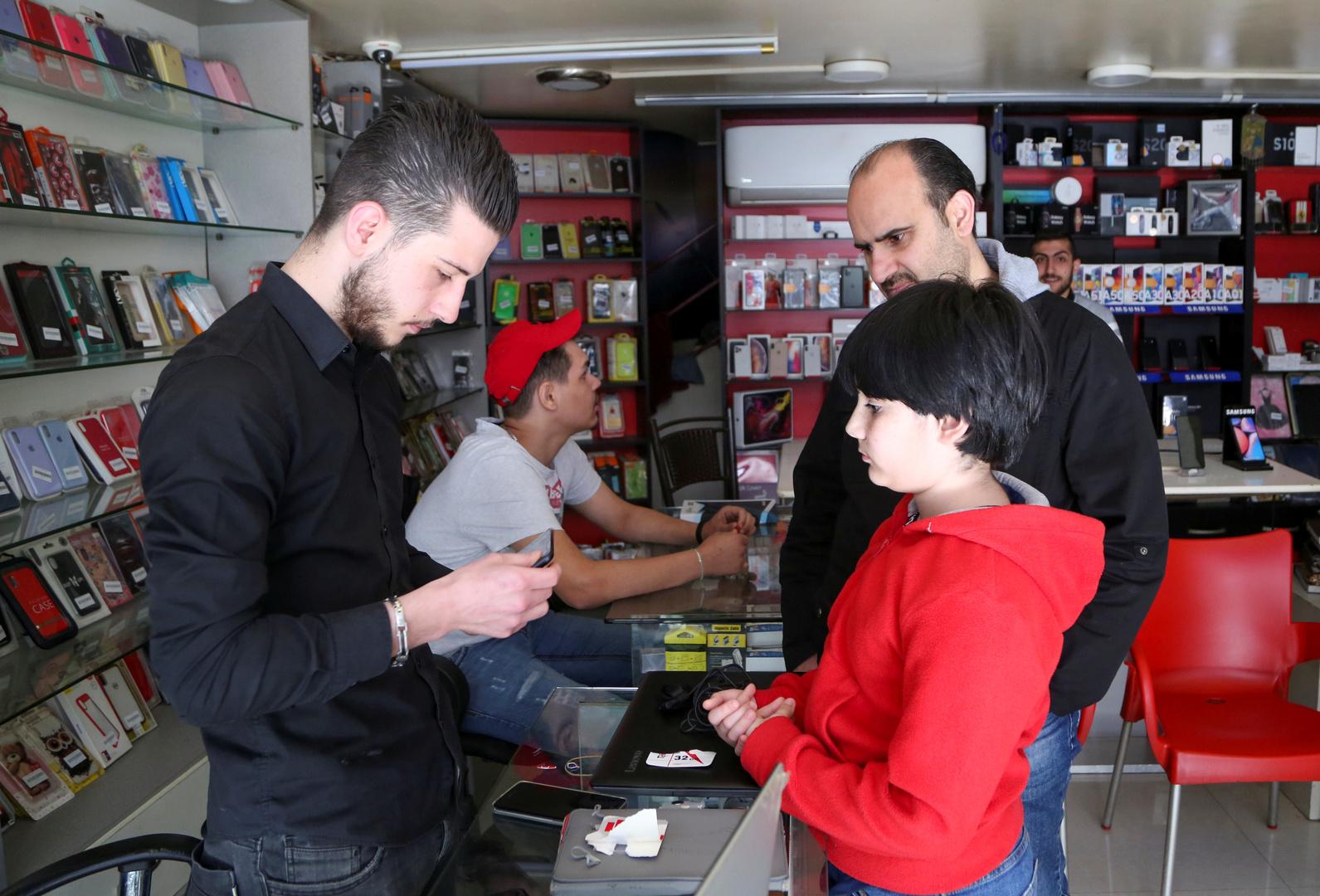 الاقتصاد ينبغي أن يدعم سوريا