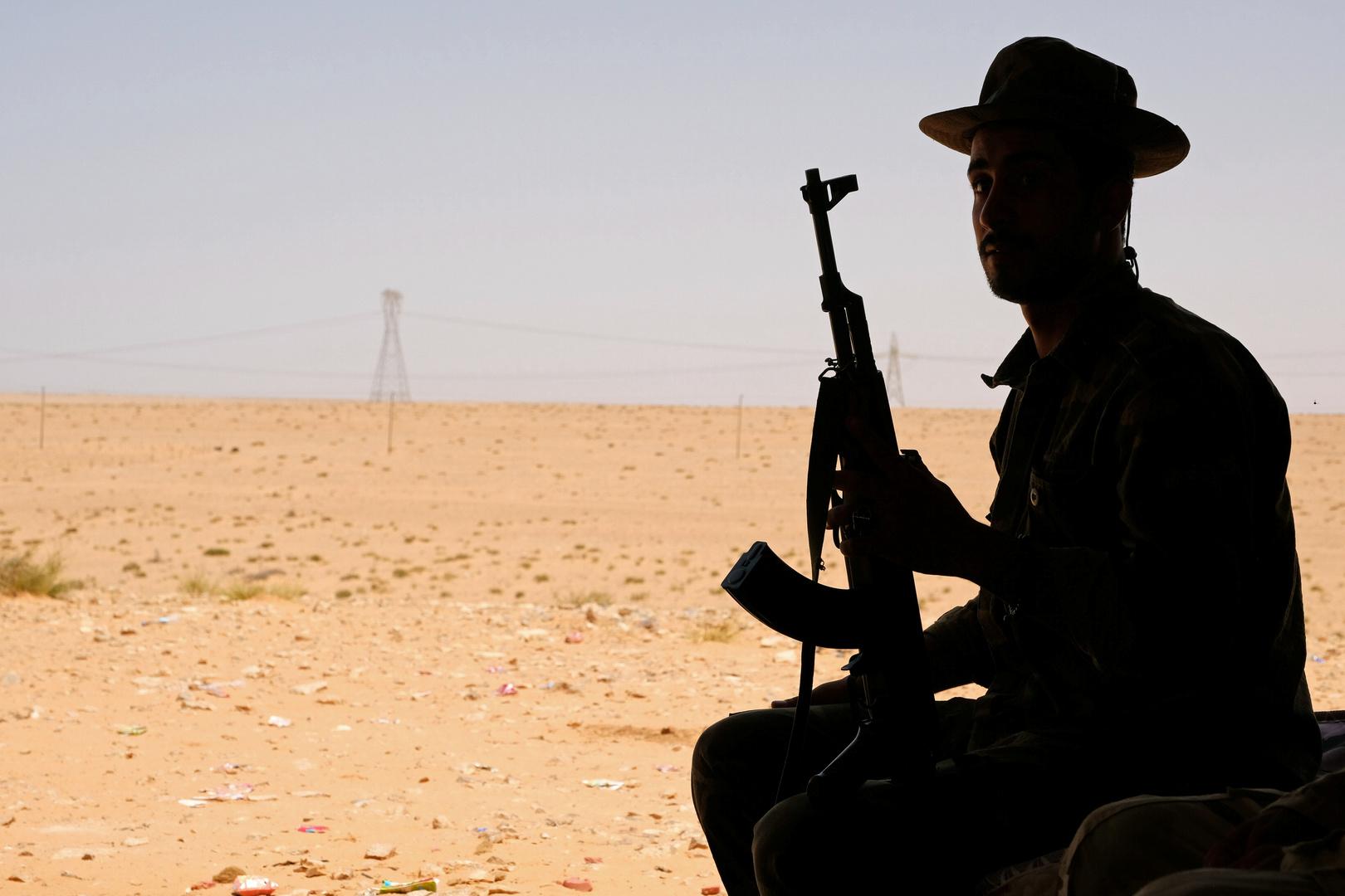 لا يسمحون لحفتر بالمشاركة في التسوية الليبية