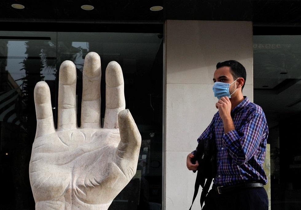 مصر تسجل 19 وفاة و187 إصابة جديدة بفيروس كورونا
