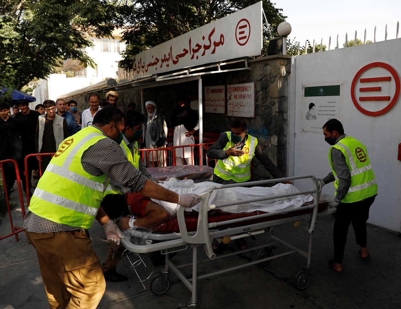 نجاة نائب رئيس أفغانستان من تفجير في كابول