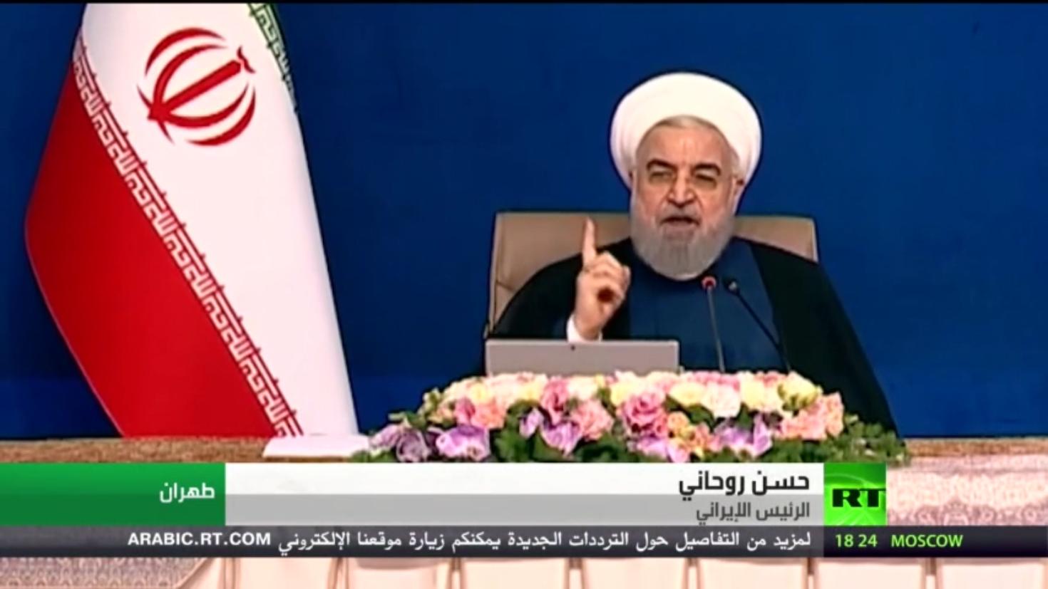 روحاني: لا بد أن تعود واشنطن للاتفاق النووي