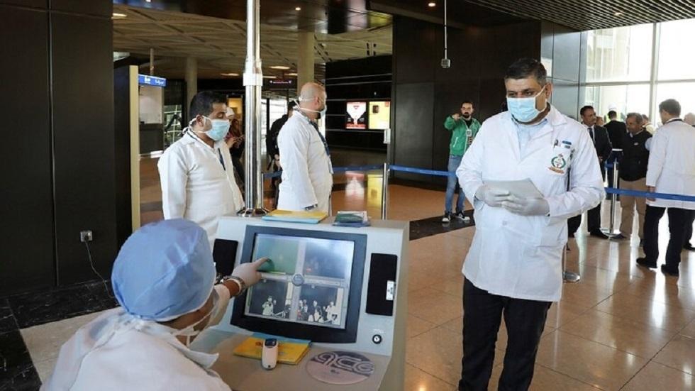 فرق الفحص الطبي في الأردن - أرشيف
