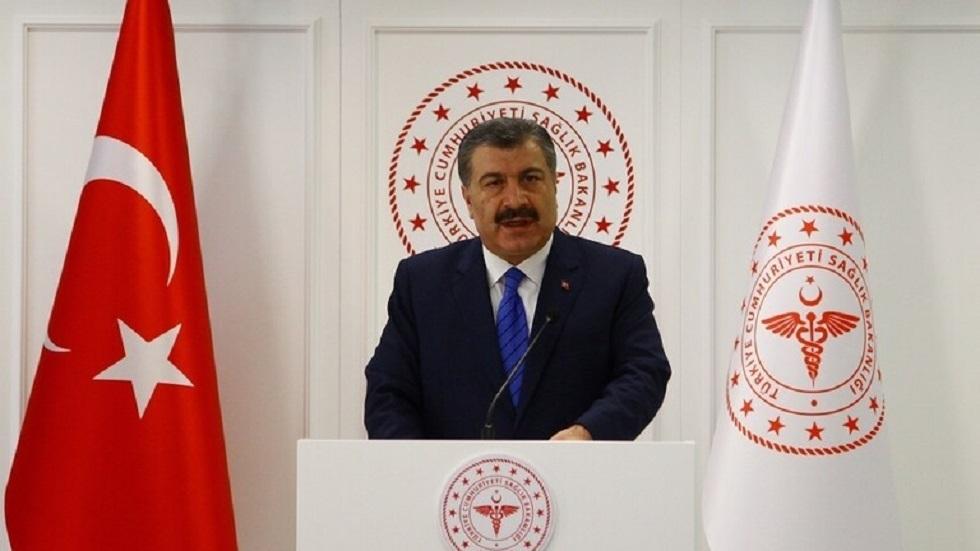 تركيا: نبحث إجراء تجارب المرحلة الثالثة على لقاح