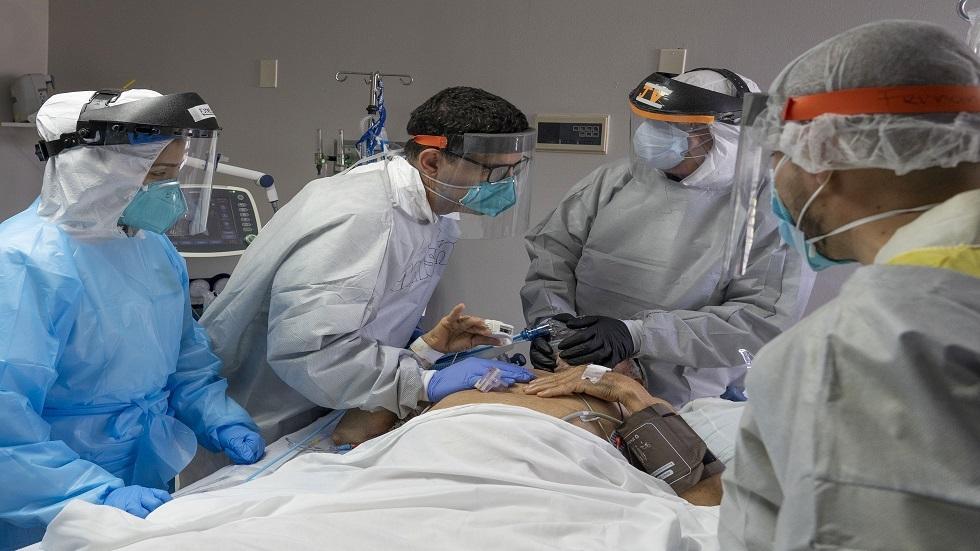 استنشاق مزيج الهليوم والأكسجين يعالج المرضى الروس من