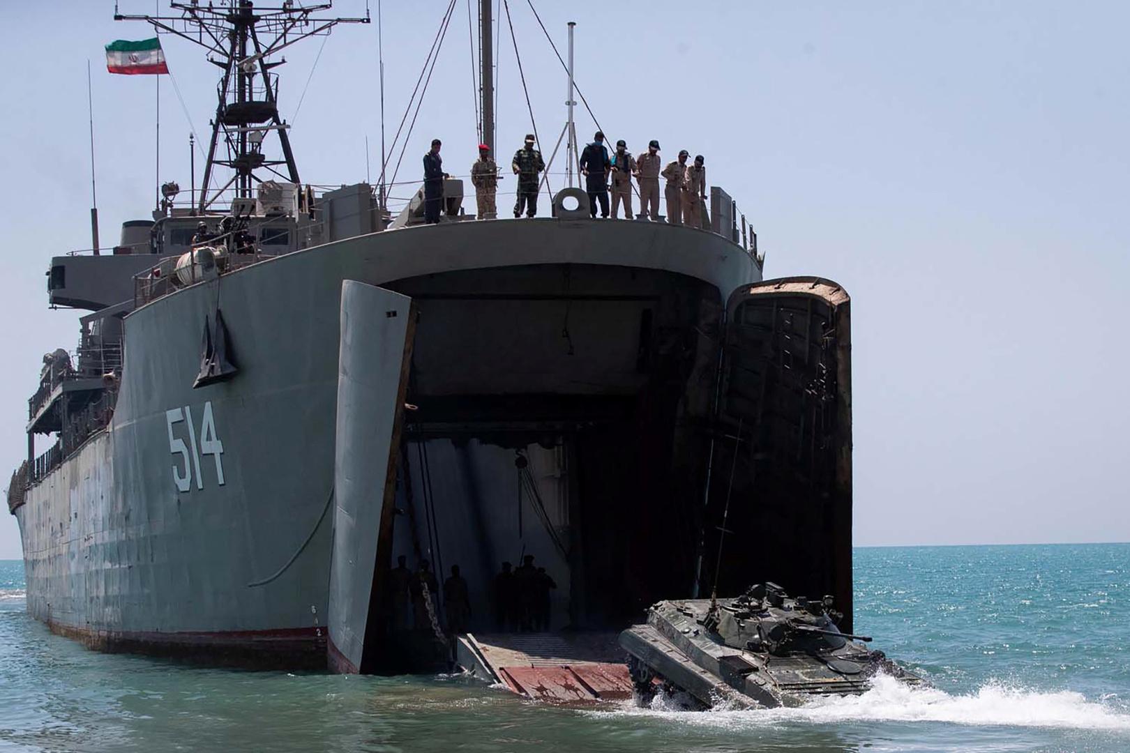 إيران: الغواصة
