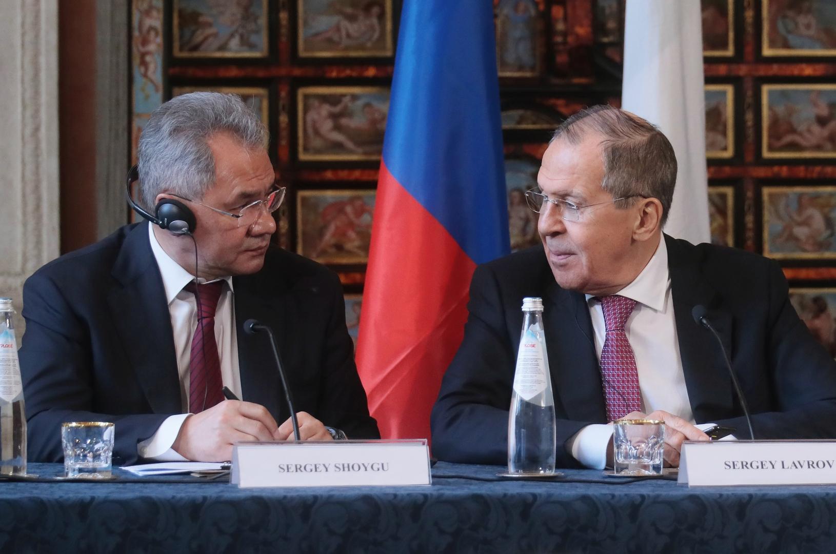 فرنسا ترجئ اجتماعا أمنيا رفيعا مع روسيا