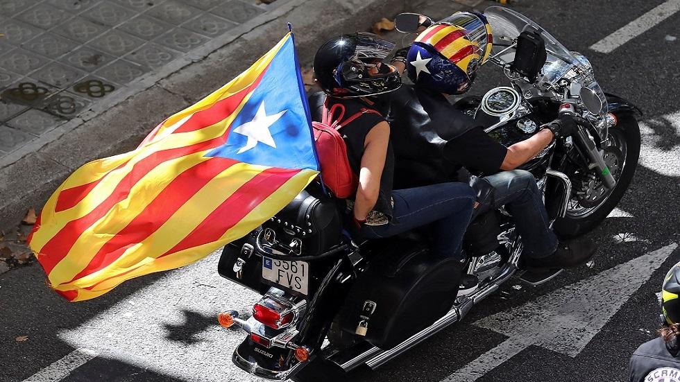 إسبانبا.. تخريب خطوط السكك الحديدية في كتالونيا قبيل مسيرات مؤيدة للانفصال