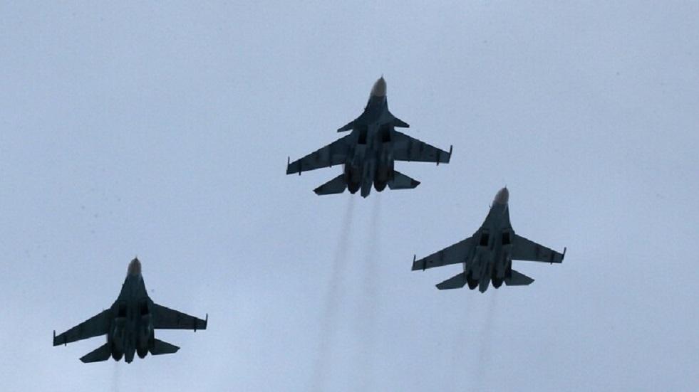 قائد سلاح الجو الروسي: تحليق طائرات حربية أمريكية فوق أوكرانيا لا يساعد في تخفيف التوتر