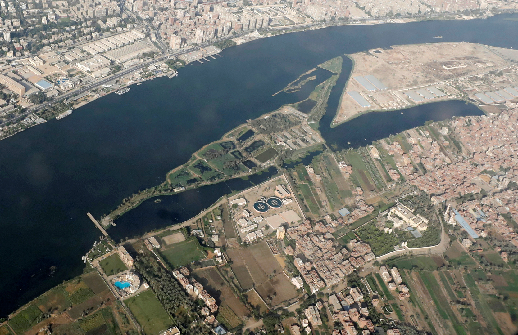 مصر تبحث عن مورد مائي بديل لنهر النيل
