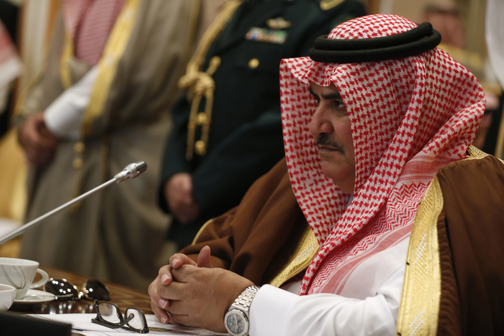 خالد بن أحمد آل خليفة: العلاقات مع إسرائيل تخدم أمن المنطقة