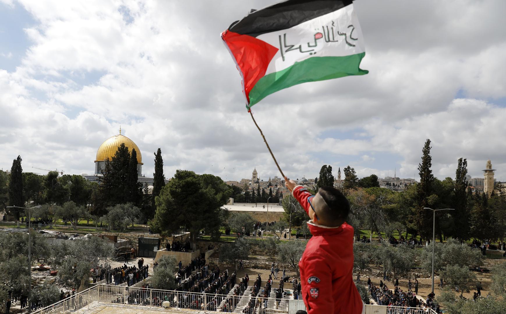 القيادة الفلسطينية: الإعلان الأمريكي البحريني الإسرائيلي خيانة للقدس