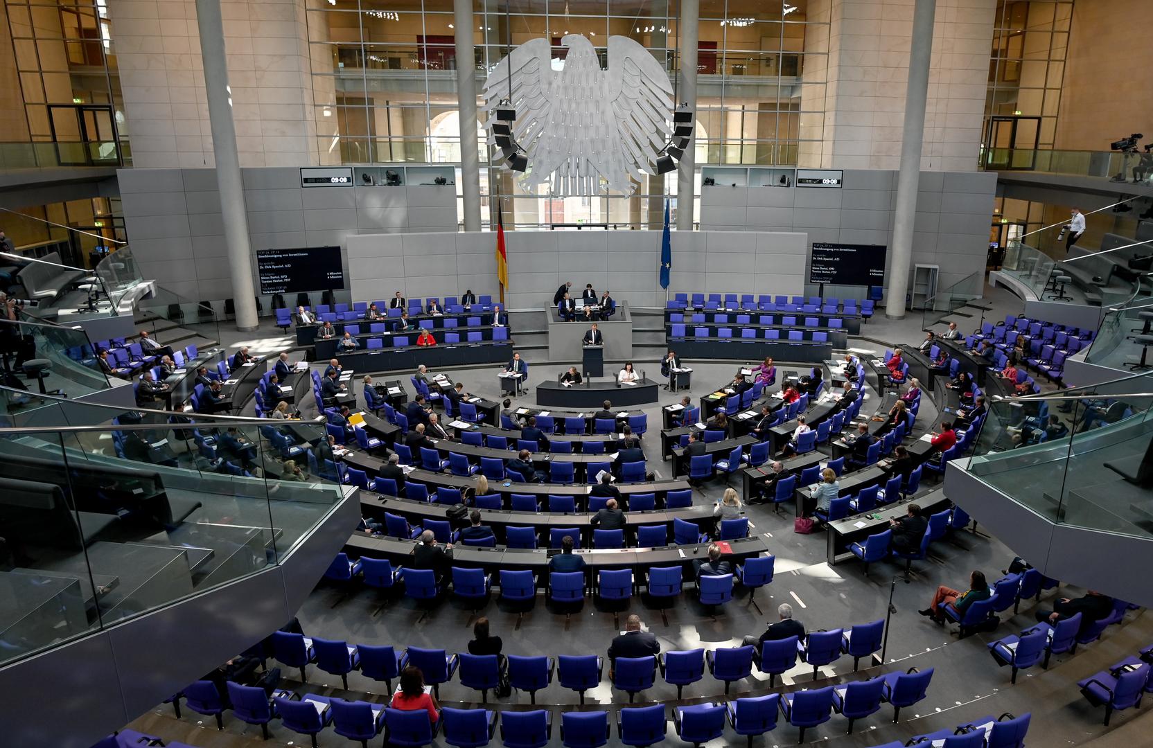 أحزاب ألمانية تشكك في الاتهامات المنسوبة لروسيا بتسميم نافالني