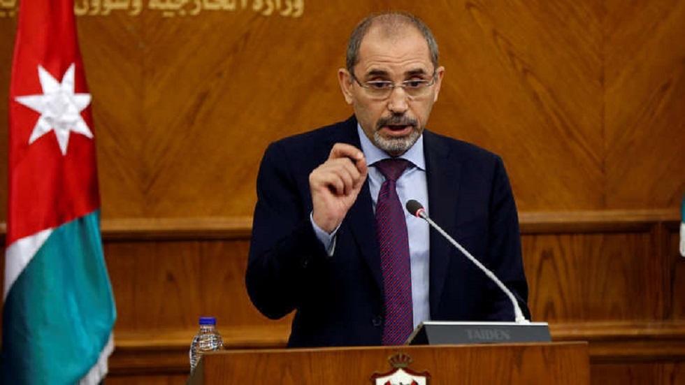 الصفدي: الخطوة الأساسية لتحقيق سلام عادل وشامل يجب أن تأتي من إسرائيل