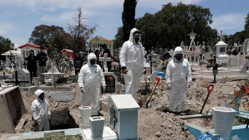 المكسيك تتجاوز الـ70 ألف وفاة بفيروس كورونا