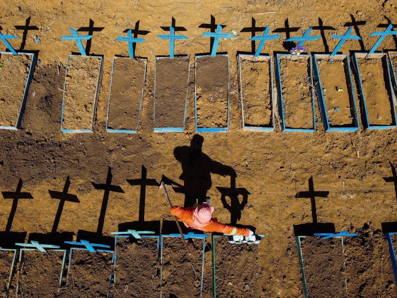 البرازيل.. حصيلة وفيات كورونا تتجاوز الـ130 ألفا