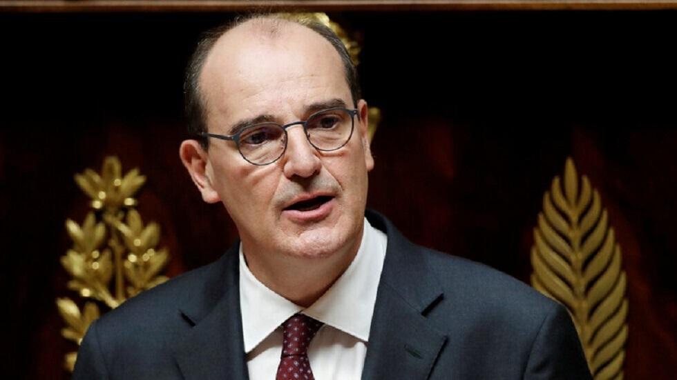 رئيس وزراء فرنسا: نستبعد فكرة فرض حظر صحي عام بسبب كورونا