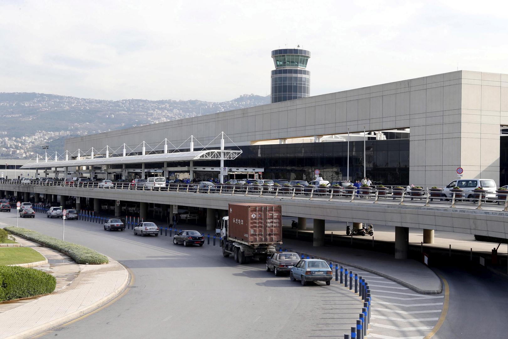 مطار بيروت يمنع طائرة تركية من الهبوط لمرورها بإسرائيل