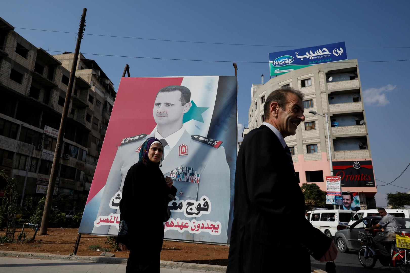 وفاة خال الرئيس السوري محمد مخلوف (أبو رامي) بكورونا في دمشق