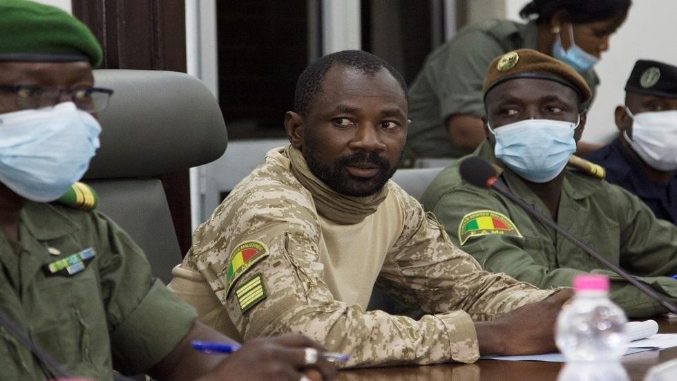 المجلس العسكري في مالي: ملتزمون بمرحلة انتقالية تمتد 18 شهرا