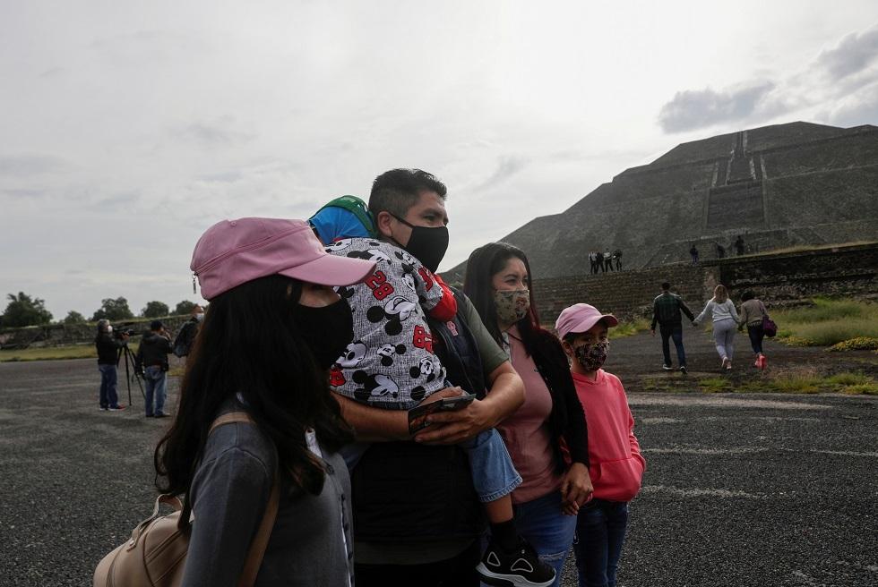المكسيك تسجل أكثر من 400 وفاة جديدة بكورونا
