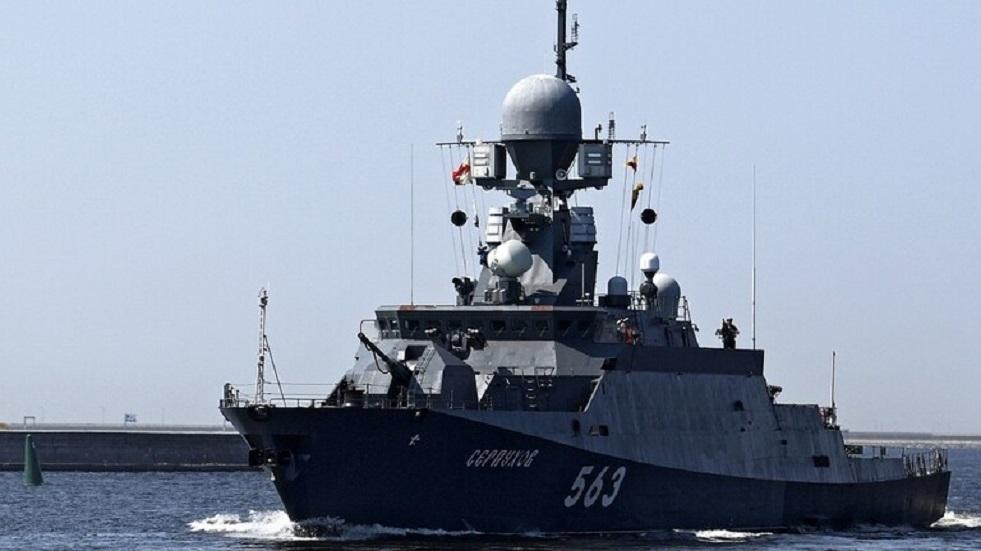 دخول سفن روسية إلى موانئ قبرص يثير قلق بومبيو