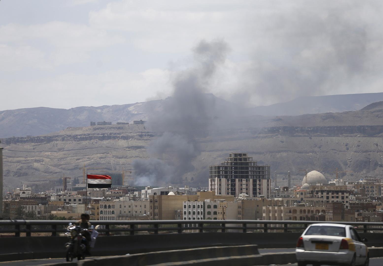التحالف: تدمير 4 طائرات مسيرة قبل انطلاقها من قاعدتها في صنعاء