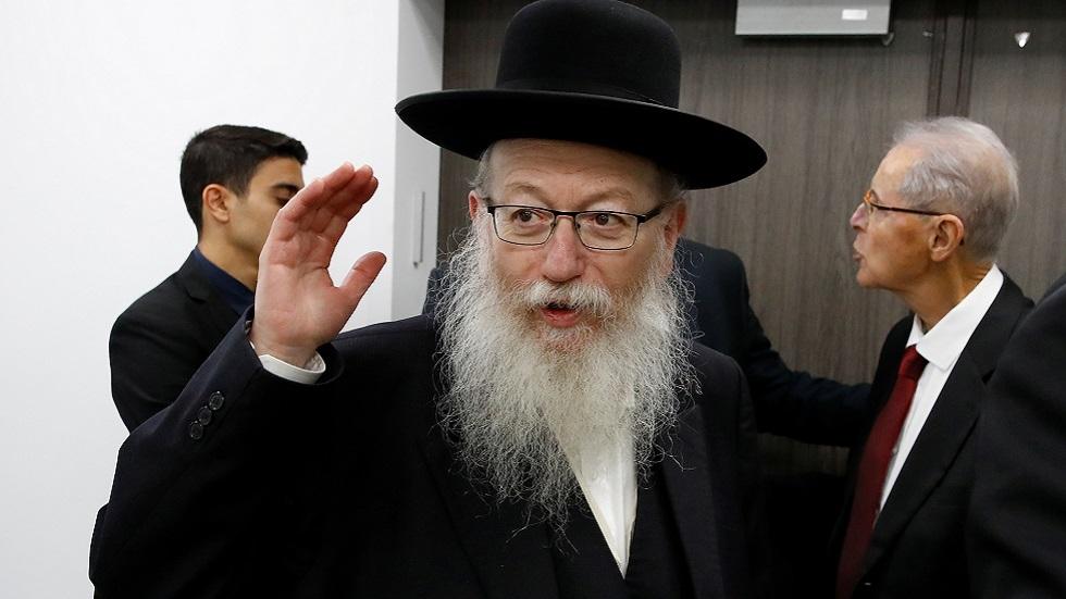 وزير إسرائيلي يستقيل رفضا لخطة الإغلاق الشامل