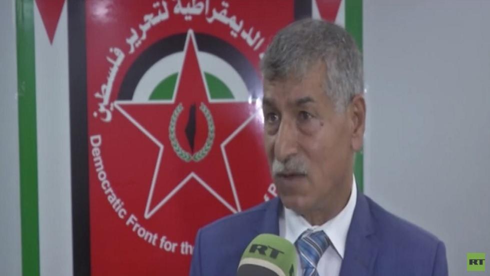 قيادة فلسطينية وطنية موحدة في مواجهة التحدبات