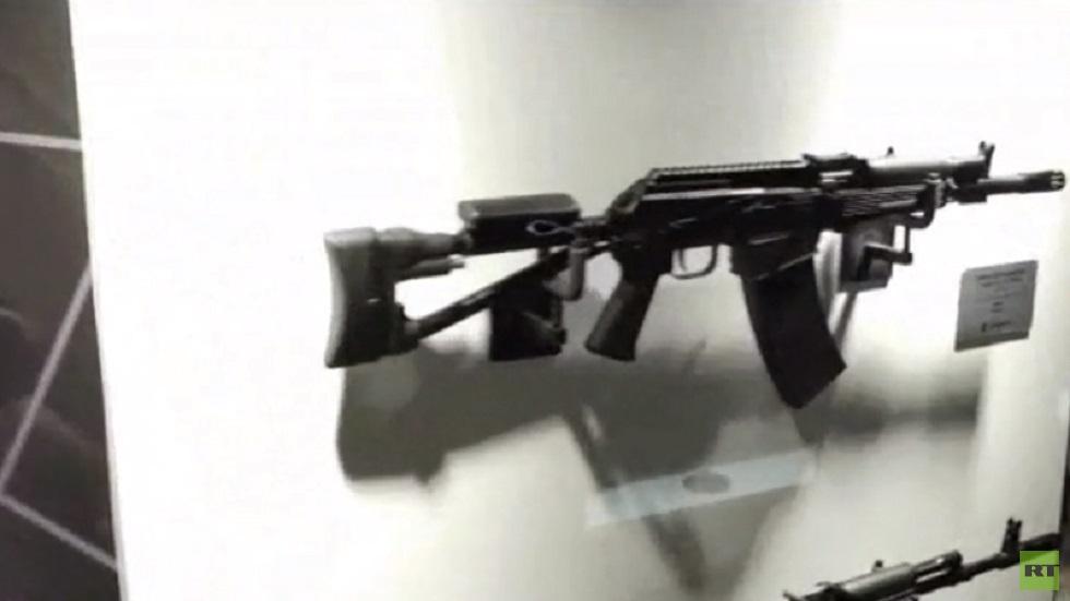 بندقية كلاشينكوف الذكية.. الأولى في روسيا
