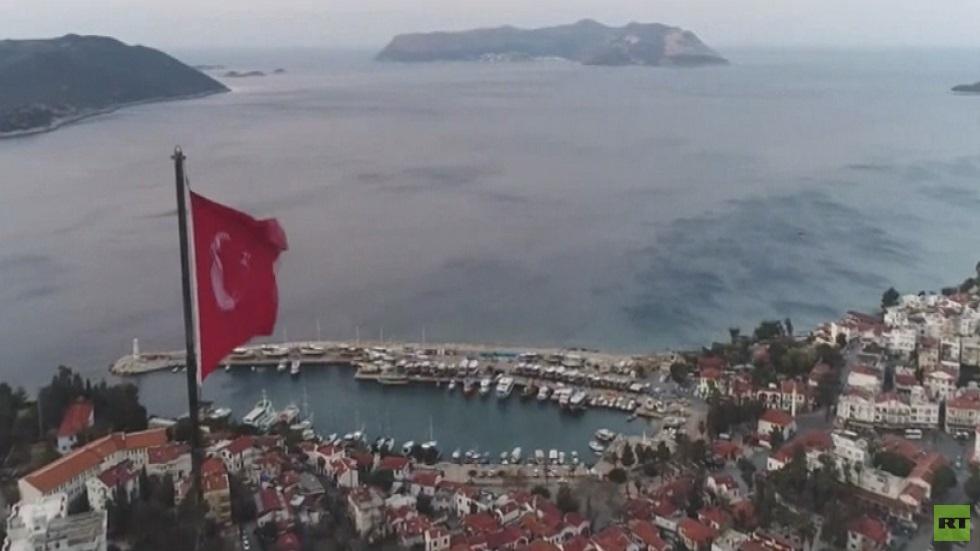 آكار: أنقرة لن تتخلى عن حقوقها شرقي المتوسط