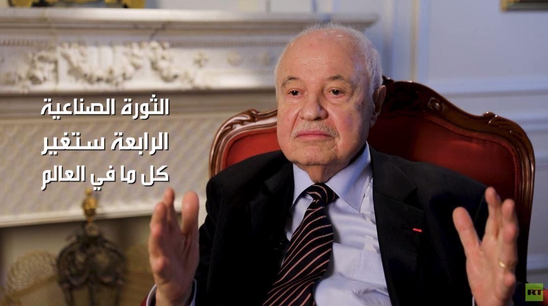 أبو غزالة: ثورة المعرفة ستغير العالم وتنتج صنفين من البشر