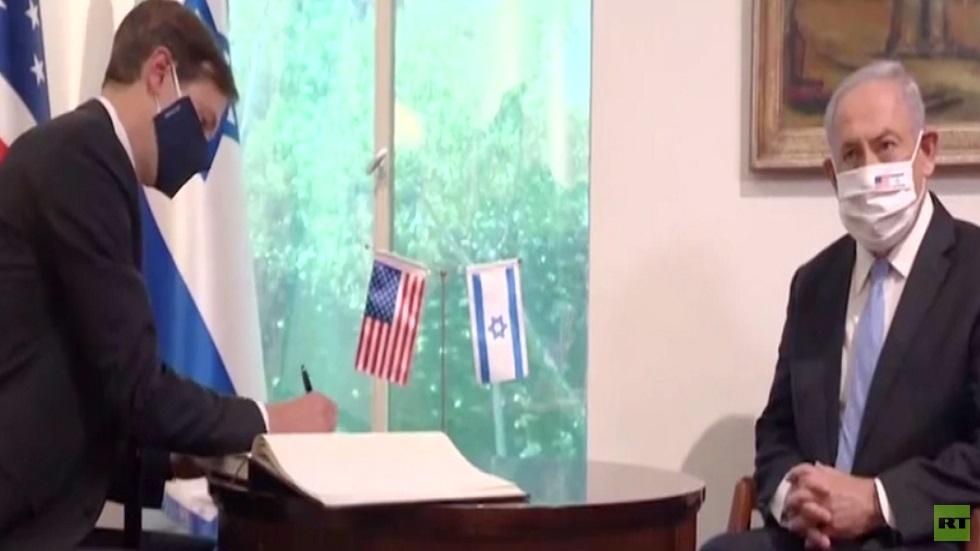 نتنياهو: المنطقة على أبواب حقبة جديدة