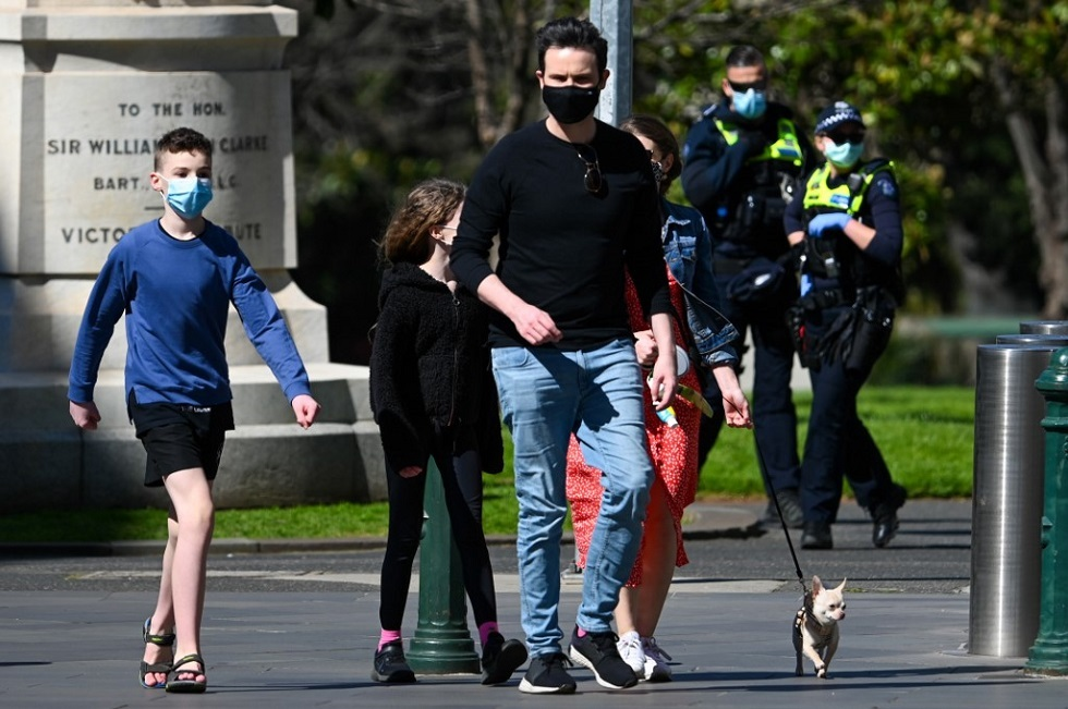 بؤرة تشفي كورونا في أستراليا تسجل أدنى حصيلة إصابات منذ أشهر