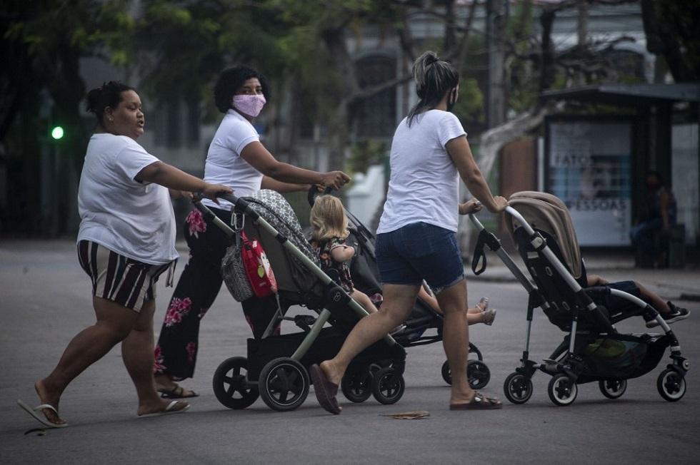 البرازيل تسجل 415 وفاة ونحو 15 ألف إصابة جديدة بكورونا