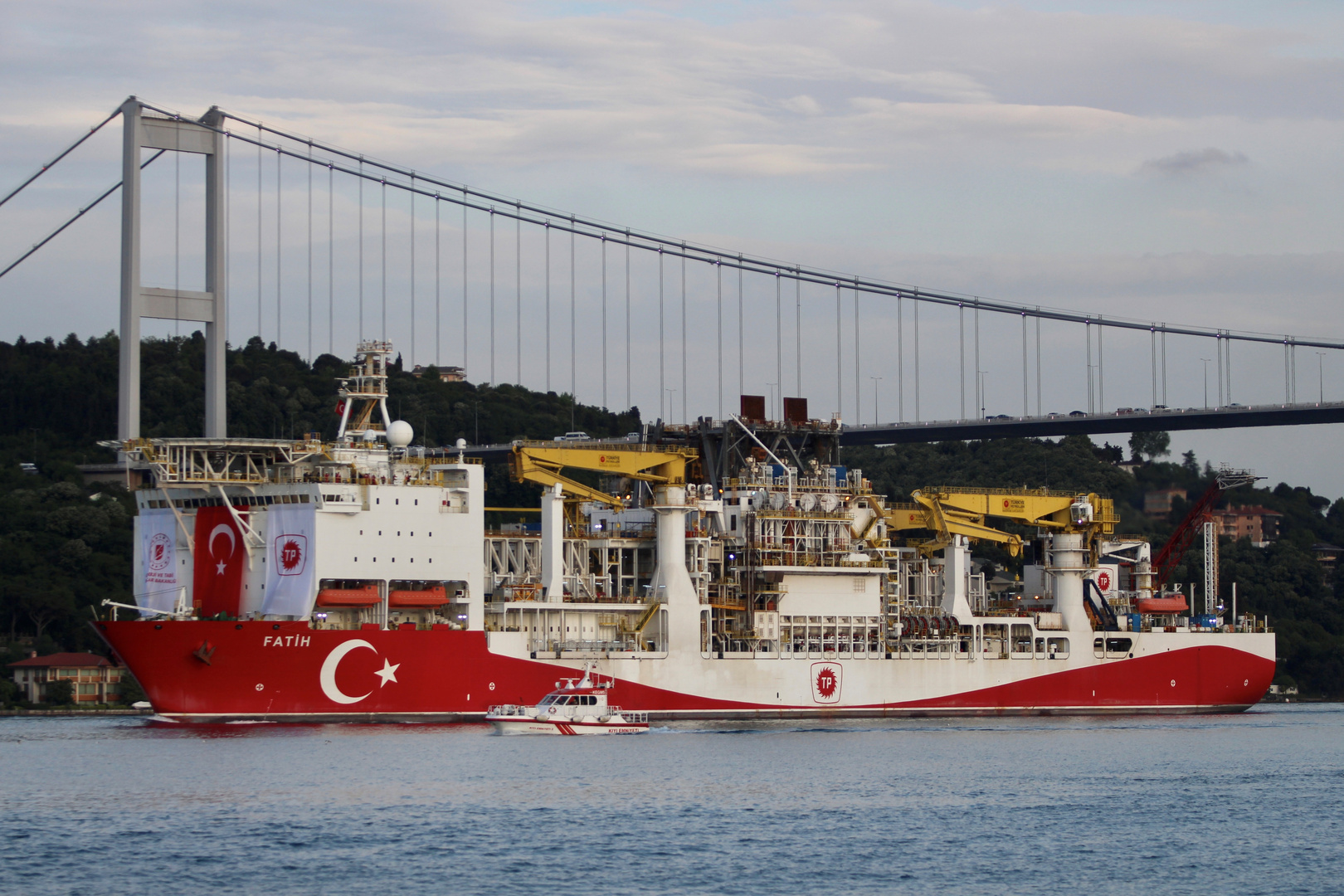 وزير الخارجية التركي: لم نتراجع في شرق المتوسط وسفينة