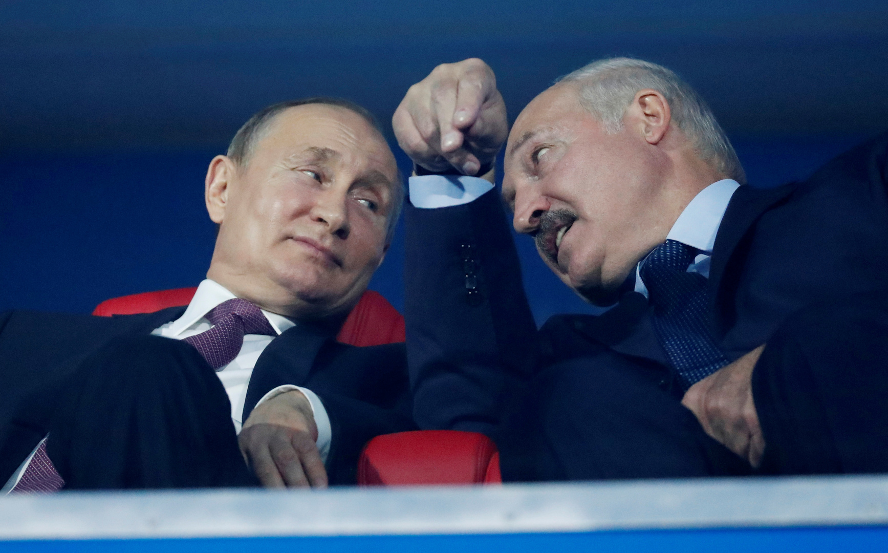 توحيد روسيا وبيلاروس يبدأ من إنشاء جيش موحد