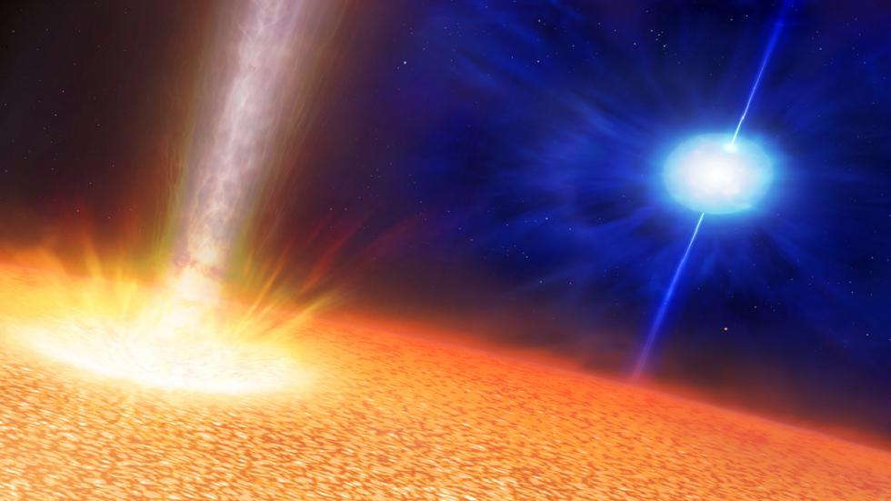 تحذير من مشكلة خطيرة: ظاهرة فضائية يمكنها