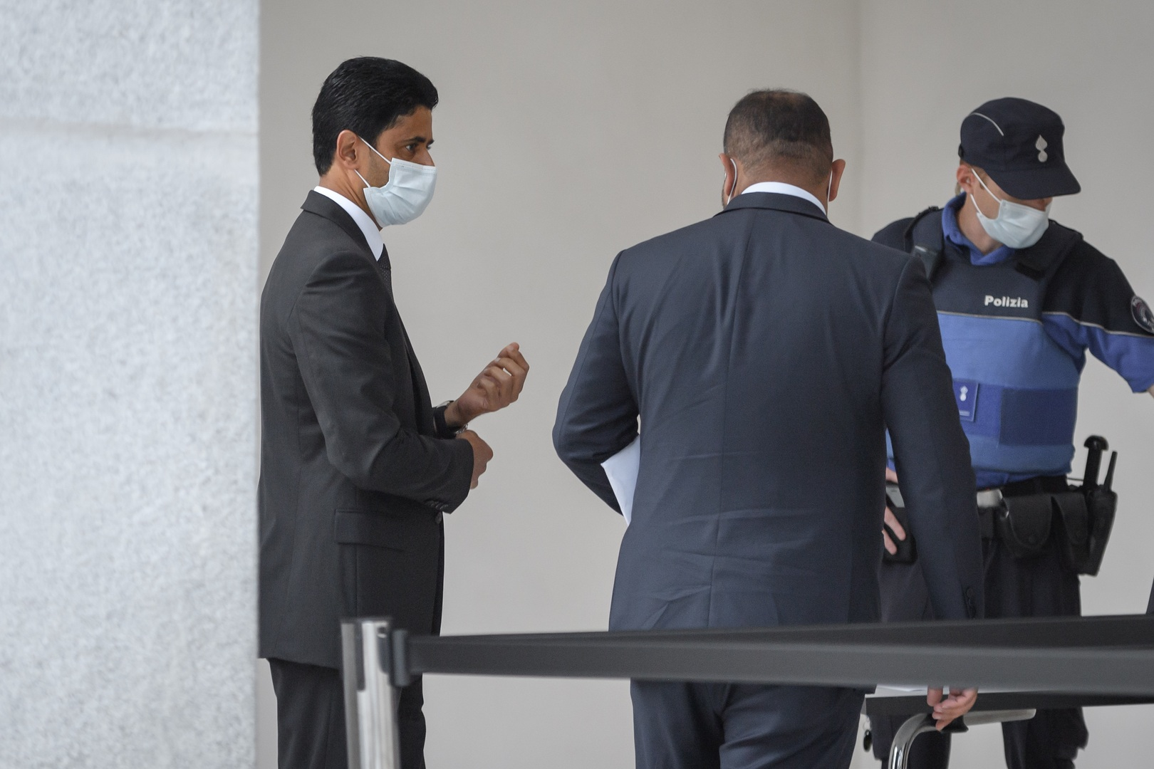 الخليفي يصل إلى سويسرا للمثول أمام القصاء.. وهذه تفاصيل التهم الموجهة إليه (صور)