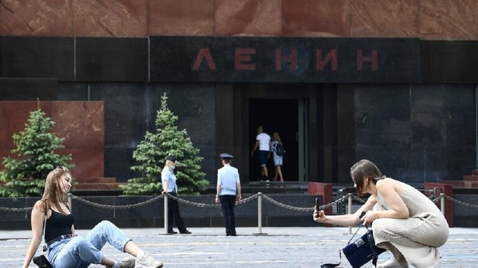 موسكو.. إلغاء مسابقة لإعادة هيكلة ضريح لينين بعد انتقادات واسعة