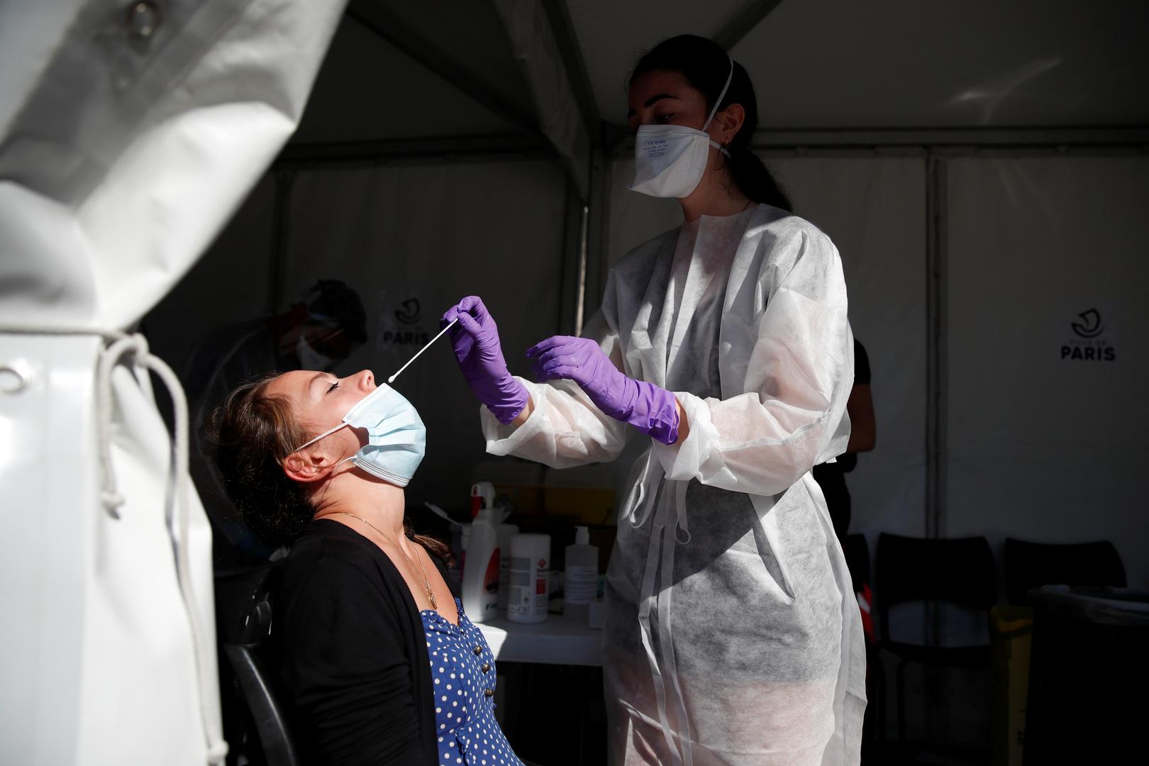 فرنسا.. استمرار ارتفاع حصيلة مرضى كورونا في المستشفيات