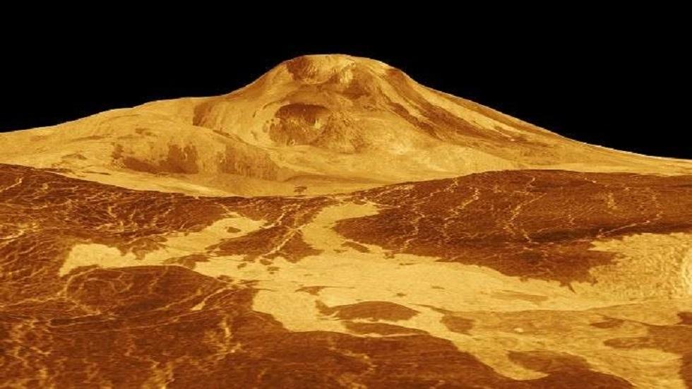 صورة لسطح كوكب الزهرة - أرشيف