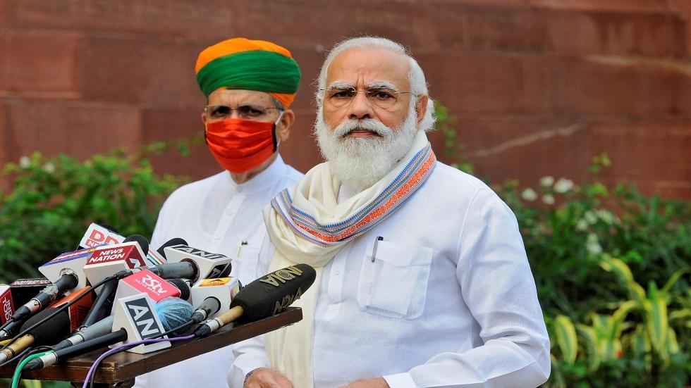 البرلمان الهندي يجتمع لأول مرة منذ 6 أشهر بسبب كورونا