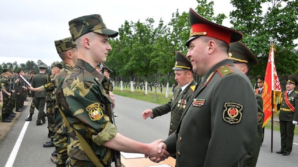 الجيش البيلاروسي - أرشيف