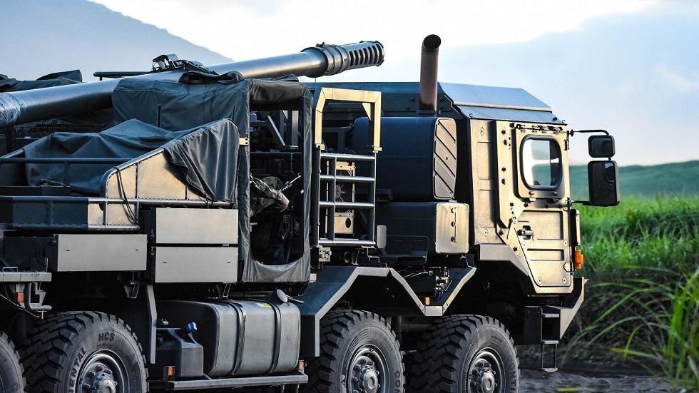 شركة روسية تكشف عن نموذج مدولب لمدفع الهوتزر